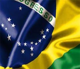 'Brasil pede pacificação e coalizão'