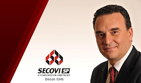 Flavio Amary assumiu Secovi-SP