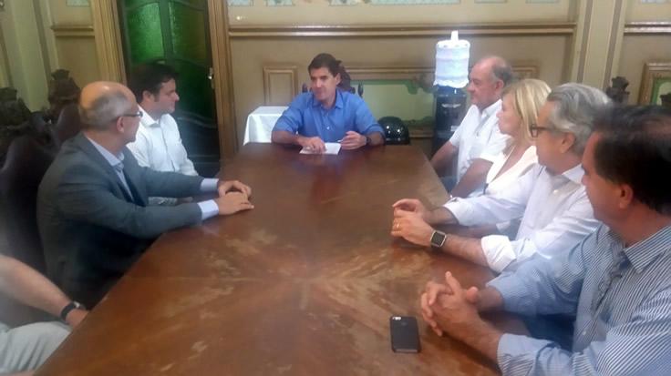 prefeito duarte nogueira explica a crise