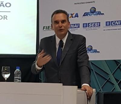 Flavio Amary fez palestra no 90.º ENIC