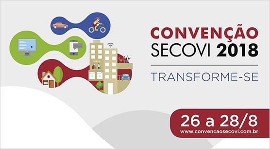 Convenção Secovi: o momento da inscrição