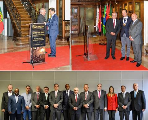 Em Portugal, reunião internacional da CIMLOP